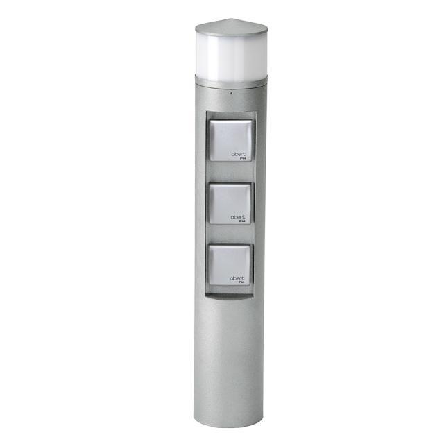 albert LED bollard light with sockets