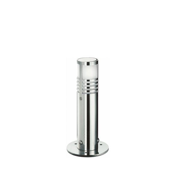albert stainless steel pedestal light