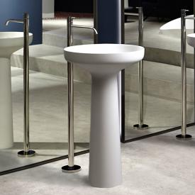 antoniolupi AGO floorstanding washbasin matt white