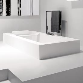 antoniolupi BIBLIO rectangular built-in bath