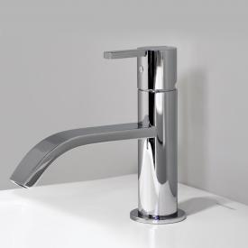 antoniolupi BIKAPPA single lever basin mixer without waste set chrome