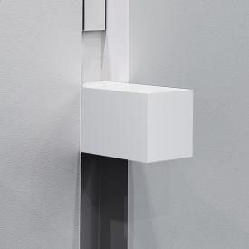 antoniolupi CALCO hand washbasin textured white, without tap hole, without overflow