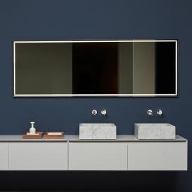 antoniolupi FILA mirror with LED lighting