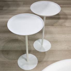 antoniolupi LINO table matt white