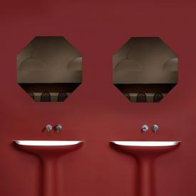 antoniolupi MODULO octagonal mirror