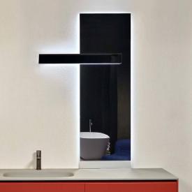 antoniolupi NEULUCE mirror with LED lighting lighting left