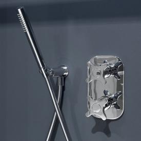 antoniolupi TIMBRO shower set with shower bracket