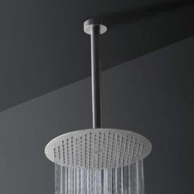 antoniolupi TUBO ceiling-mounted shower arm satinised stainless steel