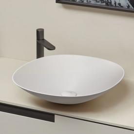 antoniolupi VELO countertop bowl matt white