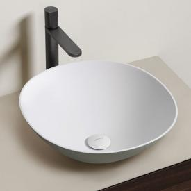 antoniolupi VELO countertop washbasin matt white