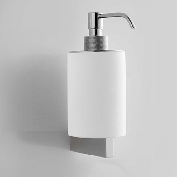 antoniolupi PLAY wall-mounted soap dispenser set