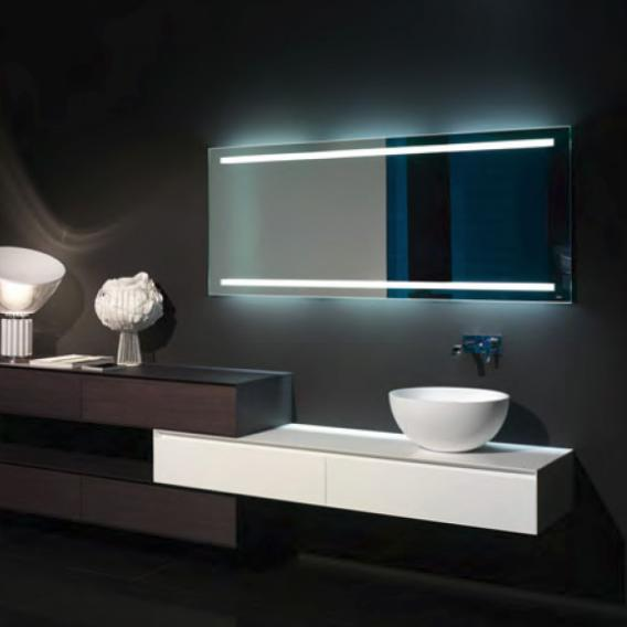 antoniolupi SPIO mirror with LED lighting