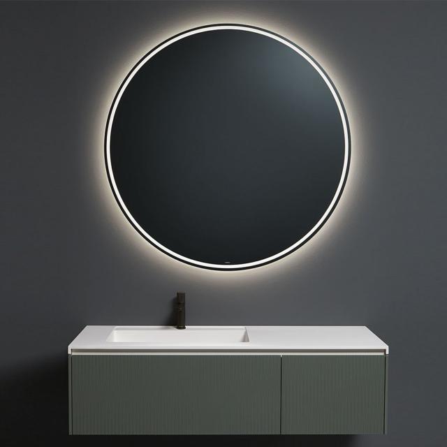 antoniolupi ALBORE mirror with LED lighting