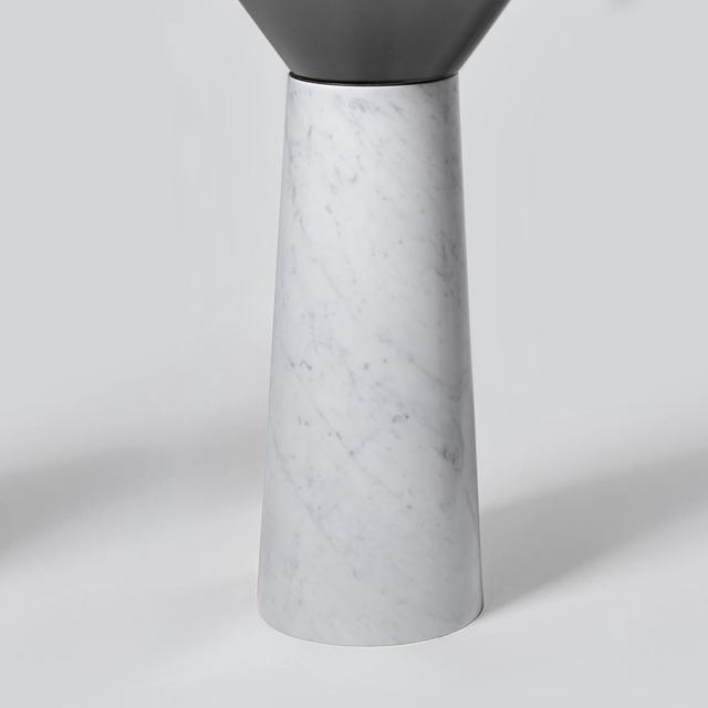 antoniolupi ALBUME pedestal carrara