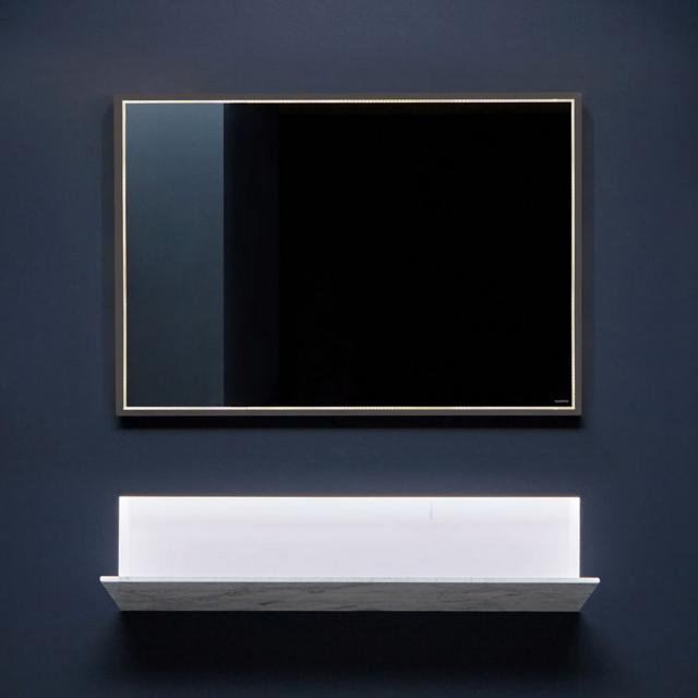 antoniolupi EDISON mirror with LED lighting