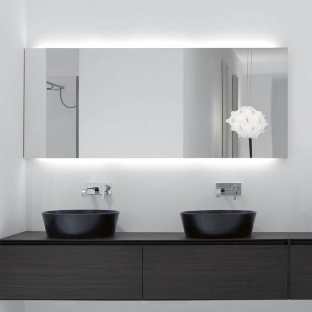antoniolupi FLASH mirror with LED lighting