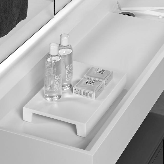 antoniolupi PIANETTO shelf for washbasin