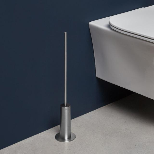 antoniolupi RAPIDO floorstanding toilet brush holder