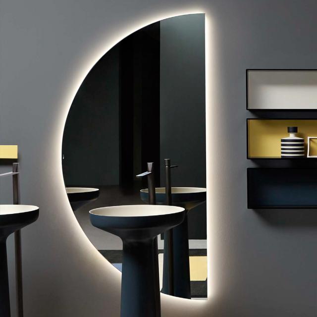 antoniolupi SPICCHIO mirror with LED lighting