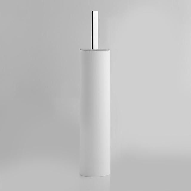 antoniolupi TAPE floorstanding toilet brush set