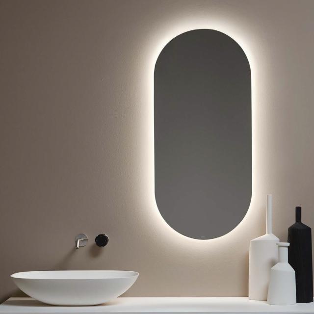 antoniolupi USB mirror with LED lighting