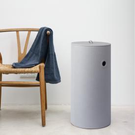 Aquanova EDRIS laundry basket light grey