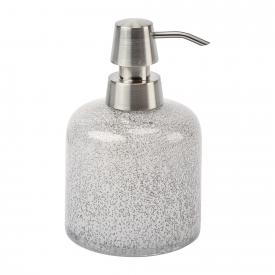 Aquanova FYRA soap dispenser white