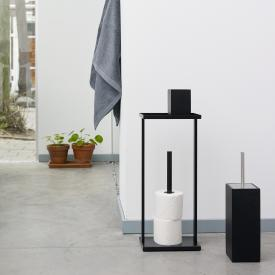 Aquanova MOON toilet roll holder for spare toilet roll