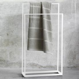 Aquanova YURI towel stand matt white