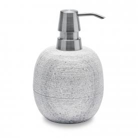 Aquanova ZONA soap dispenser light grey