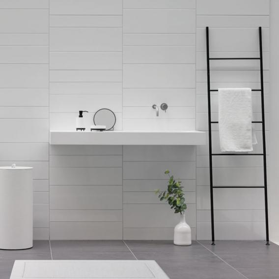 Aquanova ICON towel stand / ladder matt black