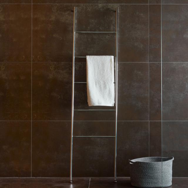 Aquanova ICON towel stand / ladder chrome
