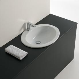 Eolo countertop washbasin W: 59 D: 48 cm