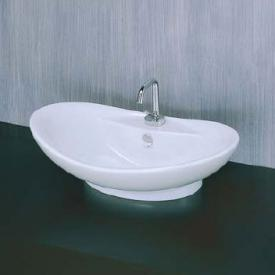 Fuori Quota countertop washbasin W: 65 D: 44 cm