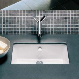 Gea vanity washbasin W: 53 D: 34.5 cm