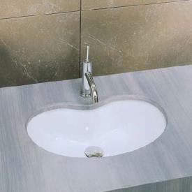 Idea vanity washbasin W: 60 D: 37 cm
