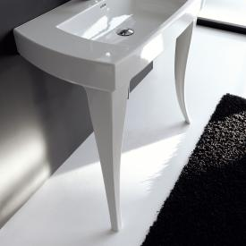 Jazz ceramic legs for washbasin JZL001 white
