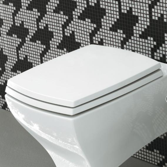 Jazz toilet seat white, with soft-close
