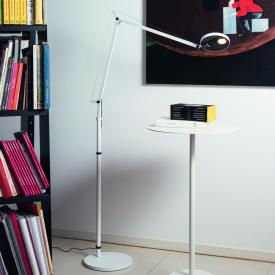 Artemide Demetra Professional Reading LED floor lamp with dimmer