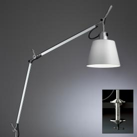 Artemide Tolomeo Basculante table lamp with clamp