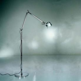 Artemide Tolomeo terra LED floor lamp with dimmer