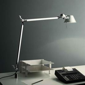 Artemide Tolomeo LED table lamp with motion sensor, fixed support and dimmer