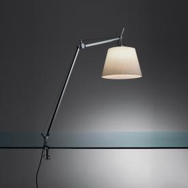 Artemide Tolomeo Mega table lamp with table clamp and dimmer