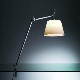 Artemide Tolomeo Mega table lamp with table clamp