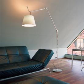 Artemide Tolomeo Mega Terra LED floor lamp with dimmer