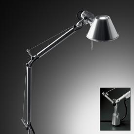 Artemide Tolomeo Micro table lamp with fixed support