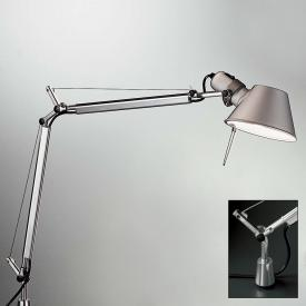 Artemide Tolomeo Mini LED table lamp with motion sensor, dimmer and fixed support