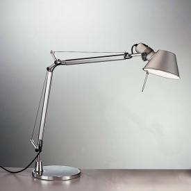 Artemide Tolomeo Mini LED table lamp with base and dimmer