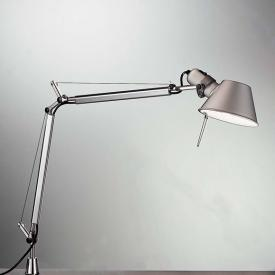 Artemide Tolomeo Mini LED table lamp with fixed support and dimmer