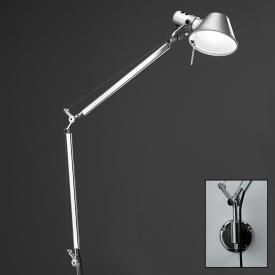 Artemide Tolomeo parete LED TW wall light with dimmer